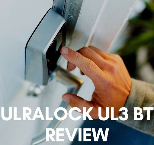 Ultraloq UL3 BT review COVER